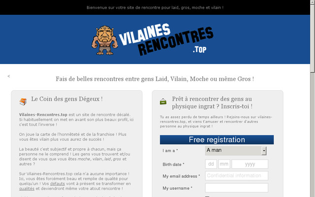site rencontres obese